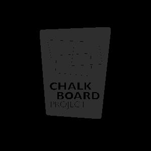 Chalkboard Project Logo
