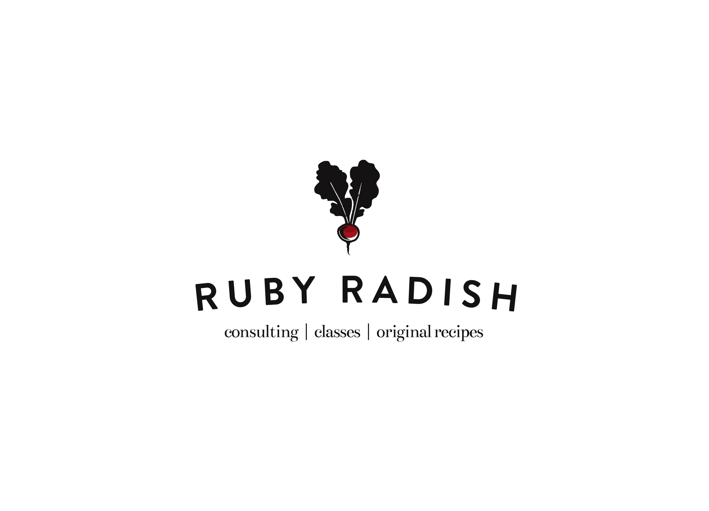 Ruby Radish logo