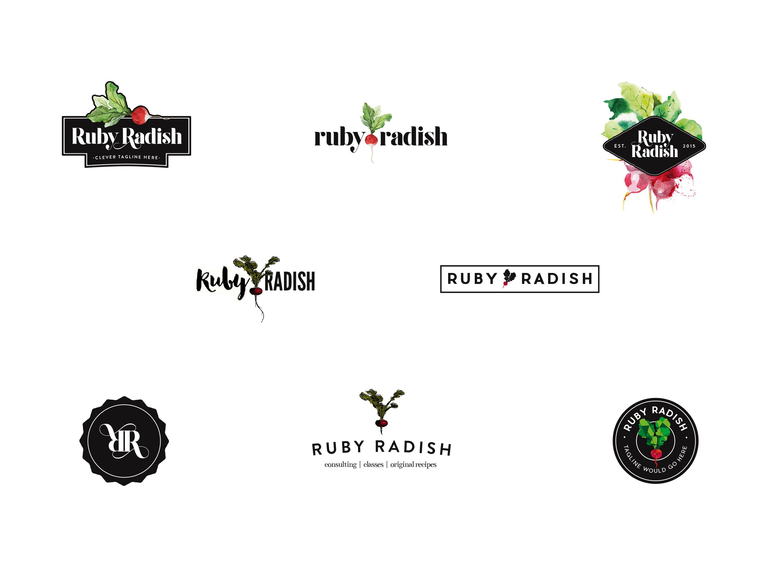 Ruby Radish concepts