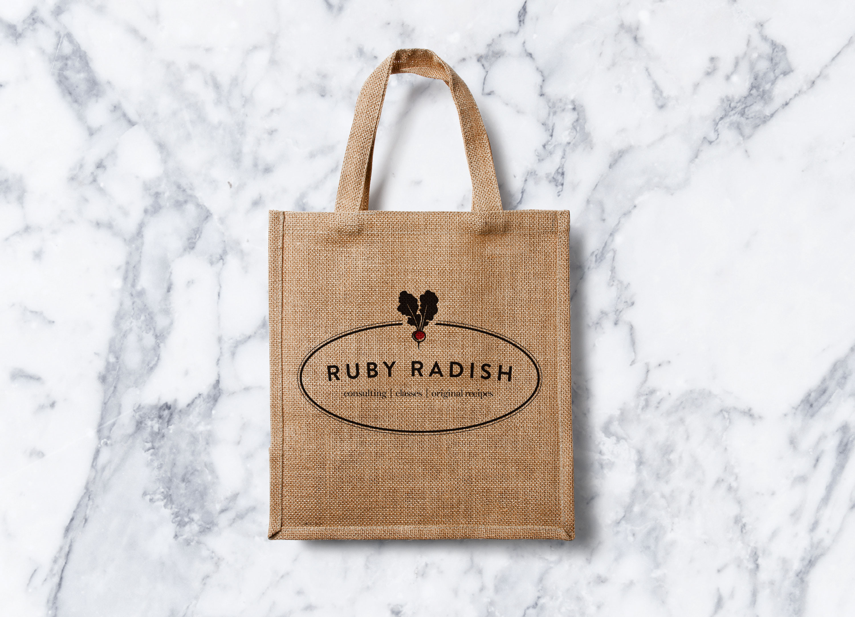 Ruby Radish identity