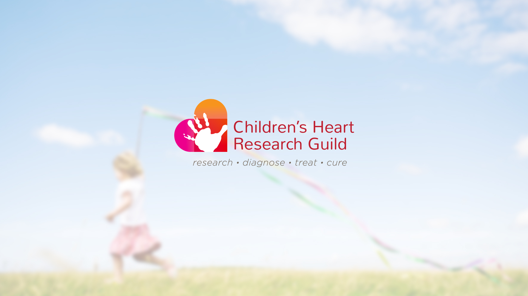Children's Heart Research Guild Logo